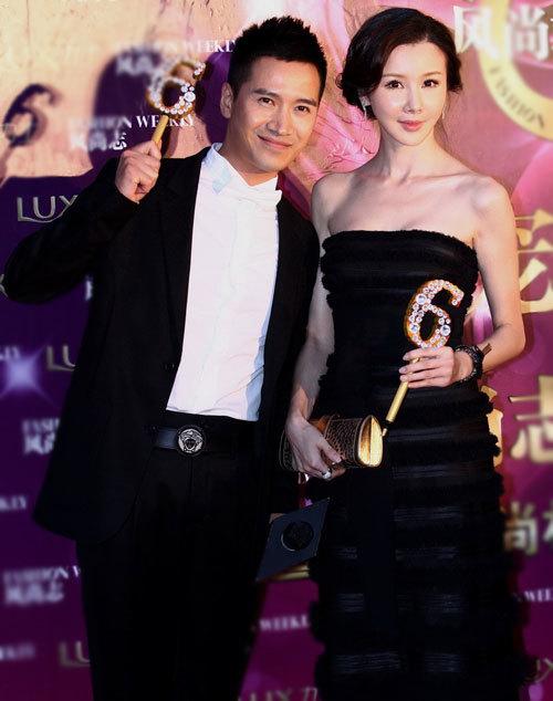 Hà Thịnh Minh, Tôn Phi Phi sánh đôi.