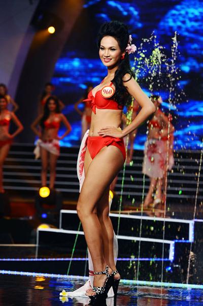 Nguyễn Thị Hải Vân là gương mặt ít ai ngờ đến khi được vào top 10.