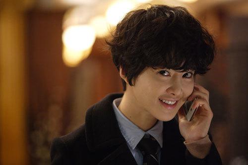Lee Shi Young đều rất đẹp trai.