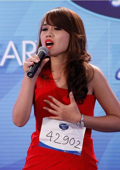 Tốt nghiệp trường Đại học Văn hoá Hà Nội, Thu Hà bắt đầu kế hoạch theo đuổi con đường âm nhạc của mình bằng việc tham gia Vietnam Idol 2012. Với chất giọng khoẻ và cách xử lý thông minh, Thu Hà là thí sinh được đánh giá cao tại vòng nhà hát năm nay.