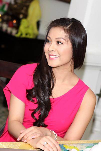 Hoa hậu châu Á tại Mỹ 2010 Michelle Nguyễn