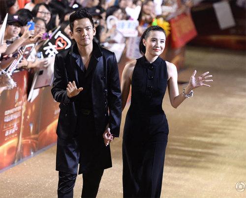 Hai diễn viên Tiểu Tống Giai.
