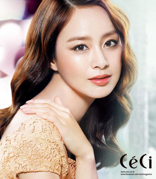 Diễn viên Kim Tae Hee