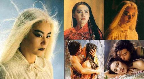 """Lâm Thanh Hà là diễn viên đầu tiên đảm nhận vai Bạch Phát ma nữ trong """""""