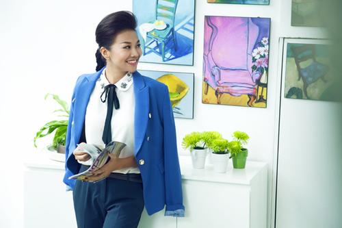 Đến nay, Thanh Hằng vẫn được mệnh danh là 'đệ nhất làng mẫu Việt' dù có rất nhiều cuộc thi người mẫu mới 'ra lò' và giới thiệu đến công chúng nhiều gương mặt mới.