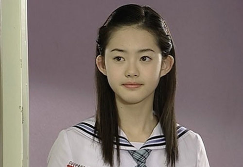 Go Ara in Sharp 13 in 2003