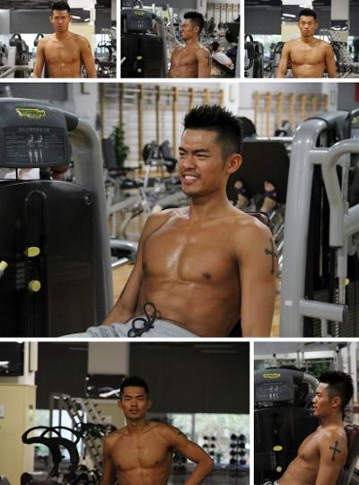 Chưa đầy 4 tiếng trước giờ rước dâu, Lin Dan khiến nhiều người tò mò khi vẫn miệt mài trong phòng tập.