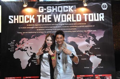 Chữ 'G' của G-Shock và Baby-G của Casio mang ý nghĩa gì? - 189143