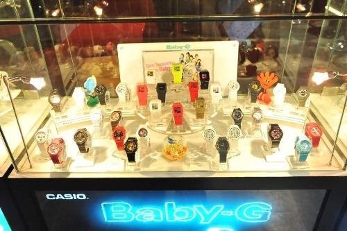 Chữ 'G' của G-Shock và Baby-G của Casio mang ý nghĩa gì? - 189146