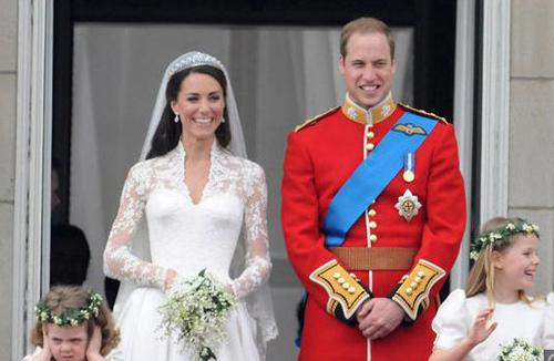 Đám cưới của cặp đôi hoàng gia được truyền hình trực tiếp trên