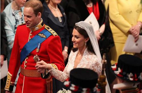 Đây là đám cưới được cả thế giới chờ đón.