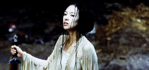 """Với vai diễn trong """"Ngọa hổ tàng long"""", người đẹp đã để lại ấn tượng mạnh trong lòng khán giả."""