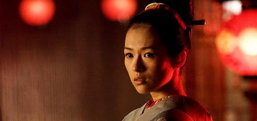 """""""Hồi ức một geisha"""", Chương Tử Di đóng cùng những đàn chị nổi tiếng Dương Tử Quỳnh, Củng Lợi... Xem trailer"""