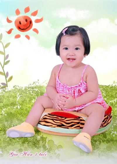 Bé tên Võ Ngọc Gia Hân, nick name Susu, sinh ngày 19/6/2011, ở Tiền Giang.