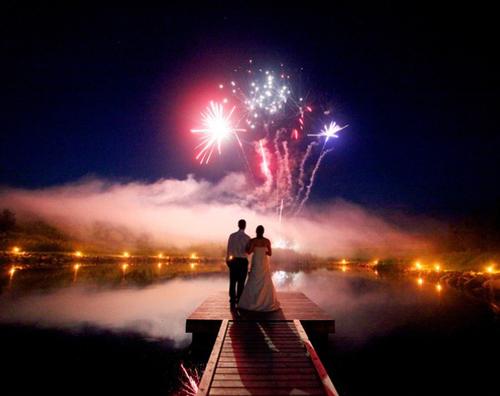 Chuẩn bị hoàn hảo cho lễ cưới mùa thu