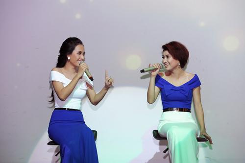 Ngoài Hồ Trung Dũng thì vị khách mời Tiêu Châu Như Quỳnh cũng là người em khá thân thiết của Phương, hai người cùng song ca ca khúc Giấc mơ mang tên mình cùng phong cách mộc ghita rất tình cảm và ăn ý.