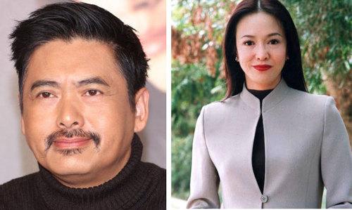 Trịnh Dụ Linh và Châu Nhuận Phát giờ đã đều vào tuổi xế chiều.