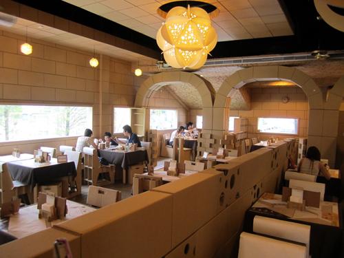 Located inside the Carton King Creativity Park, in Taichung City, Taiwan,