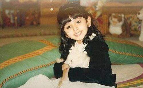 Một trong số những cô công chúa nhỏ của Dubai.