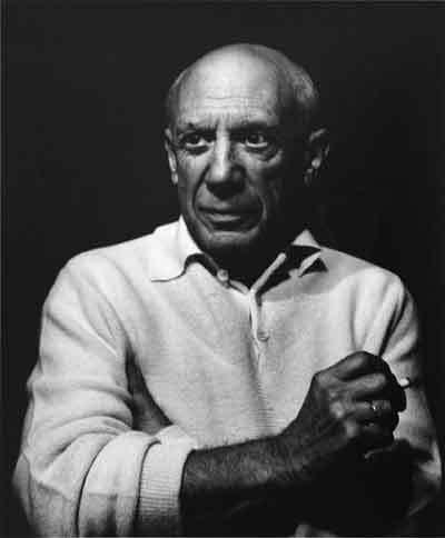 Pablo Picasso tuổi Tân Tỵ (1881)