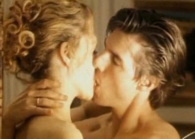 Nicole và Tom đã diễn những cảnh nóng táo bạo.