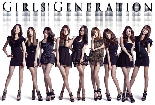SNSD (Girl's Generation) lần thứ 3 biểu diễn ở Việt Nam.
