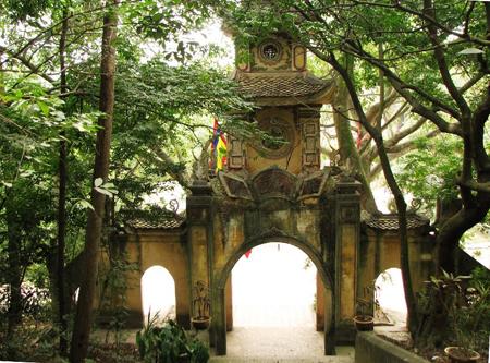 đền Cao (thôn Đại, xã An Lạc, huyện Chí Linh, tỉnh Hải Dương)