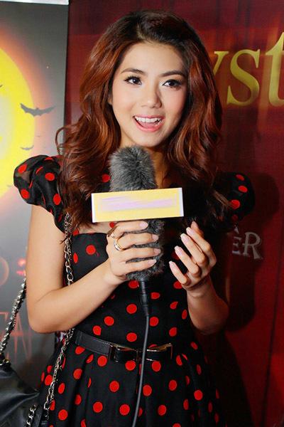VJ Đàm Phương Linh cũng đến dự sự kiện.