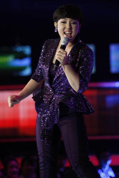 Bảo Trâm là một trong số ít các thí sinh giữ được phong độ qua mỗi tuần thi. Tối 2/11, Bảo Trâm tiếp tục nhận được nhiều lời khen ngợi của các giám khảo sau khi cô hát xong ca khúc 'Mercy'.
