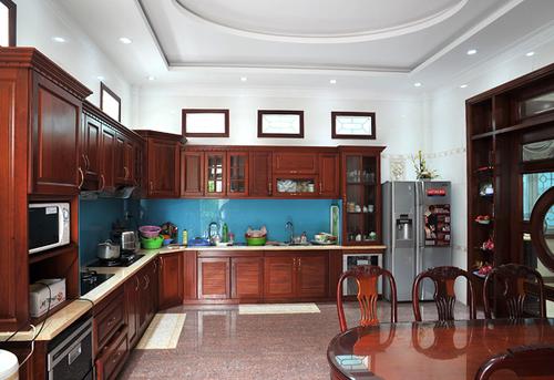 Phòng bếp được