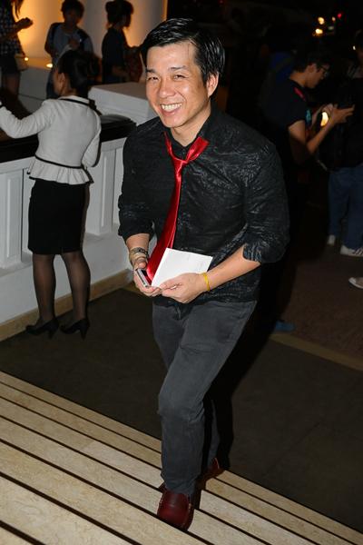 Đạo diễn Đoàn Minh Tuấn từng diễn một vai nhỏ cùng Tăng Thanh Hà trong phim Cánh đồng bất tận.