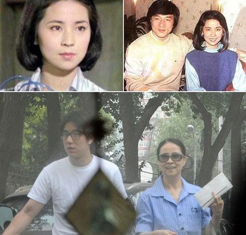 Lâm Phụng Kiều từng là một gương mặt đẹp của màn ảnh Hong Kong, nhưng sau khi yêu Thành Long, bà đã âm thầm dứt bỏ làng giải trí để toàn tâm toàn ý chăm lo cho gia đình. Thành Long luôn nói, đằng sau sự thành công của anh luôn có hình bóng của vợ.