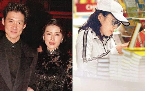La Mỹ Vy, một trong những gương mặt đẹp của màn ảnh Hong Kong. Sau khi nên duyên với ca sĩ Trương Học Hữu, cô từ giã làng giải trí và chuyên tâm với vai trò làm vợ, làm mẹ.