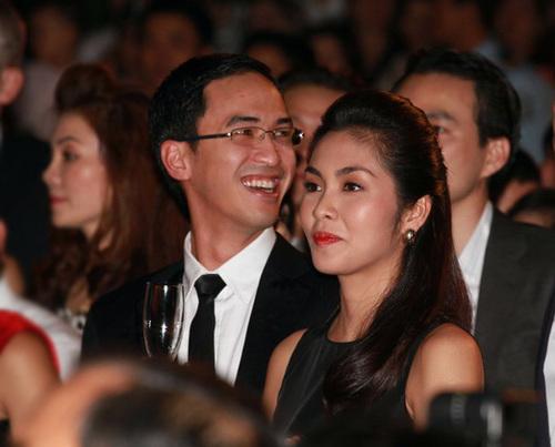 Khi yêu Tăng Thanh Hà, anh được báo chí và dư luận chú ý