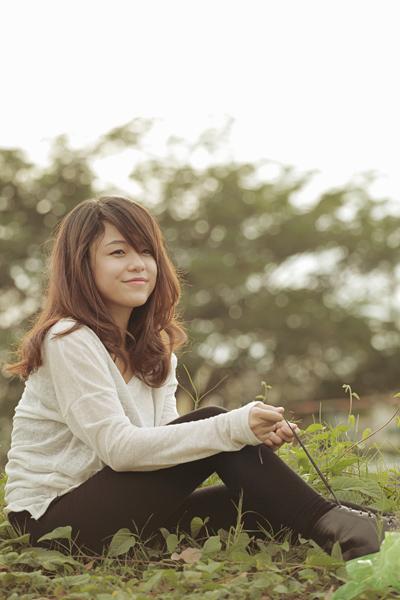 Sau khi bị loại tại The Voice, Thái Trinh nhanh chóng quay trở lại với lịch làm việc kín mít.