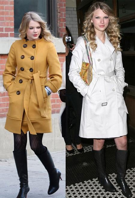 'Công chúa nhạc đồng quê' Taylor Swift luôn giữ vẻ đẹp trong sáng, đáng yêu mỗi khi xuất hiện.