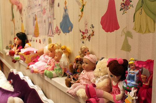 Con gái cưng của Trương Ngọc Ánh có cả một bộ sưu tập búp bê
