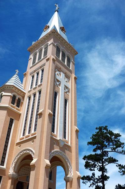 Nhà thờ Đà Lạt.