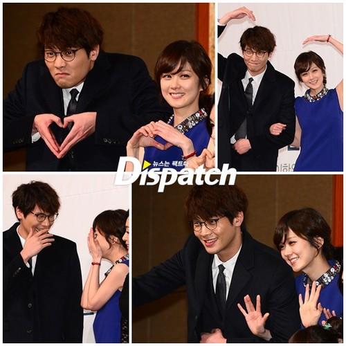 Từng cộng tác nên Jang Nara và Choi Daniel