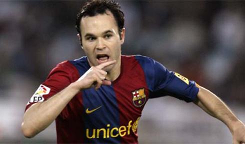 Iniesta được đánh giá là một trong những cầu thủ sở hữu kỹ thuật cá nhân tốt nhất thế giới.