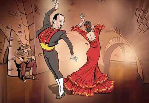 Tân HLV Chelsea, Rafa Benitez với điệu nhảy flamengo sôi động.
