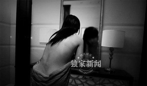 Trò chuyện với phóng viên tờ QQ, Mạnh Dao rất miễn cưỡng và ngại mở lòng. Cô