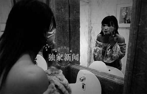 """Mặc dù chỉ đóng thế cho ngôi sao, những cô gái như Mạnh Dao đều phải có hình thể đẹp không kém gì nghệ sĩ lớn: """""""