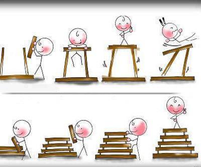 Chỉ khi xây dựng được nền móng vững chắc, bạn mới có thể thành công.