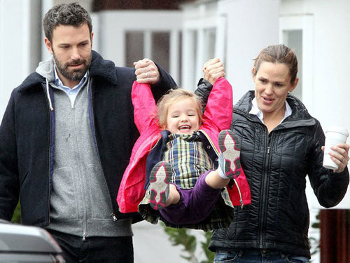 Jennifer Garner và Ben Affleck