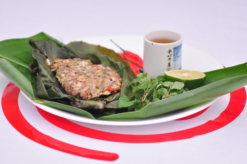Món Nhứa Pho của người Thái.
