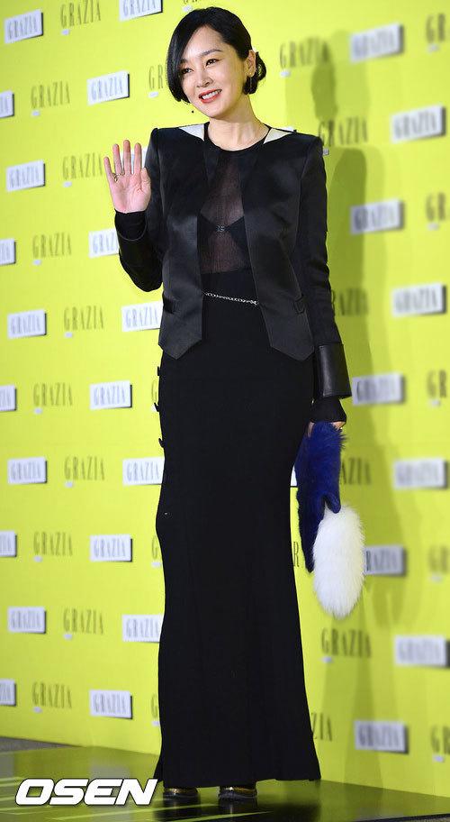 Lee Seung Yeon góp mặt trong buổi ra mắt của một tạp chí tại Seoul