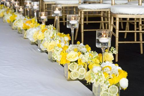 Sắc màu rực rỡ trở lại ở đám cưới mùa xuân