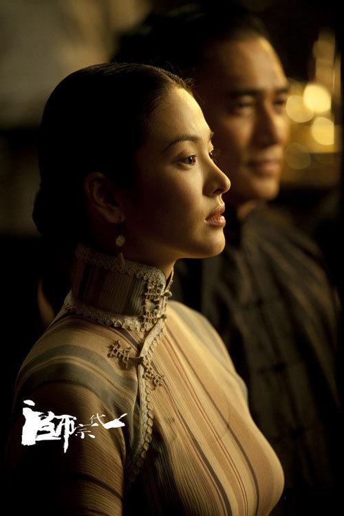 Đây là lần đầu tiên Song Hye Kyo cộng tác với đạo diễn Vương Gia Vệ.