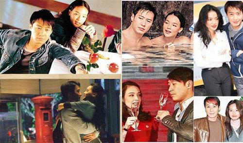 Những năm này, tên Thư Kỳ gắn liền với Lê Minh, người tình đầu tiên của cô